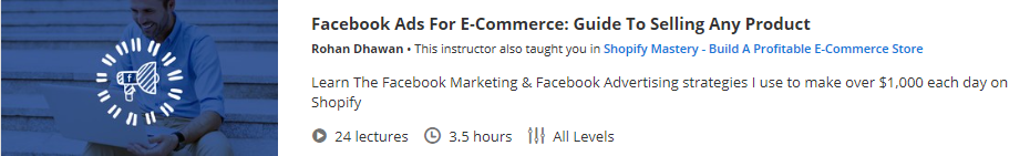 Facebook Ads For E-Commerce: Guide To Selling Any Product
